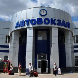 Автовокзалы Шарапово