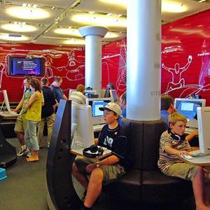 Интернет-кафе Шарапово