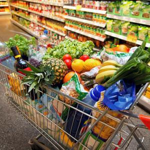 Магазины продуктов Шарапово