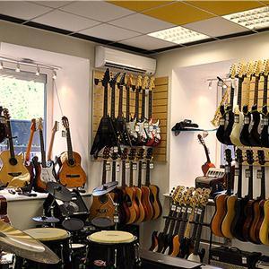Музыкальные магазины Шарапово