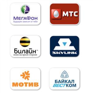 Операторы сотовой связи Шарапово