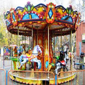 Парки культуры и отдыха Шарапово