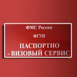 Паспортно-визовые службы Шарапово