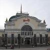 Железнодорожные вокзалы в Шарапово