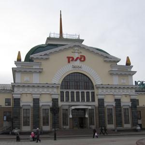Железнодорожные вокзалы Шарапово